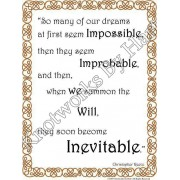 Impossible Dreams - Poster