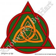 T-Shirt - Triquetra of Life